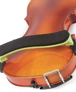 Everest Neon Green ES Series 1/4-1/10 Violin Adjustable Shoulder Rest